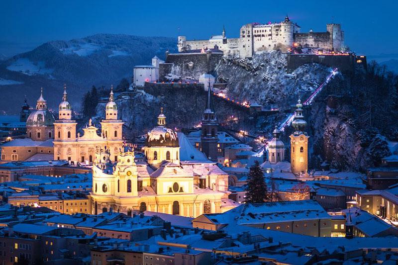 Cheap Hotels Near Salzburg Austria
