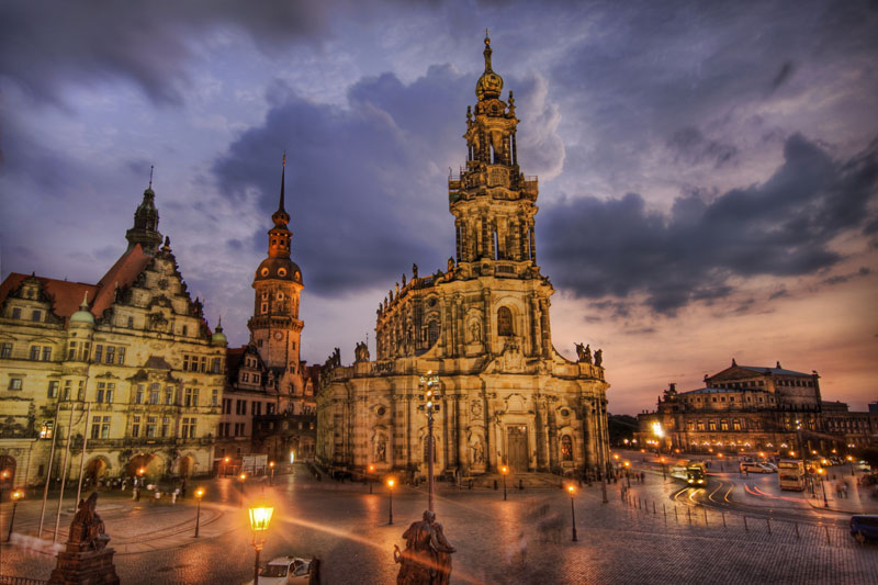 Dresden - Best Destinations in Germany - Embassy.am