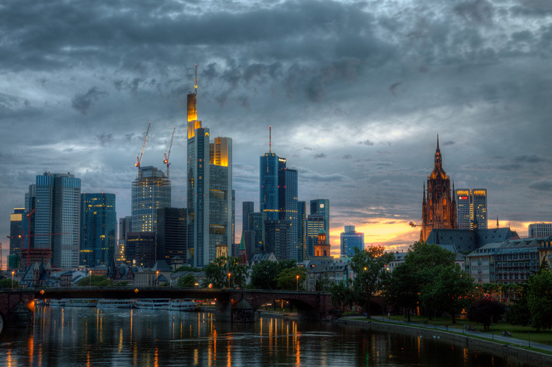 Frankfurt - Best Destinations in Germany - Embassy.am