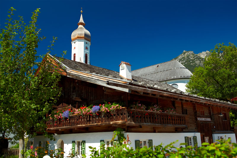 Garmisch-Partenkirchen - Best Destinations in Germany - Embassy.am