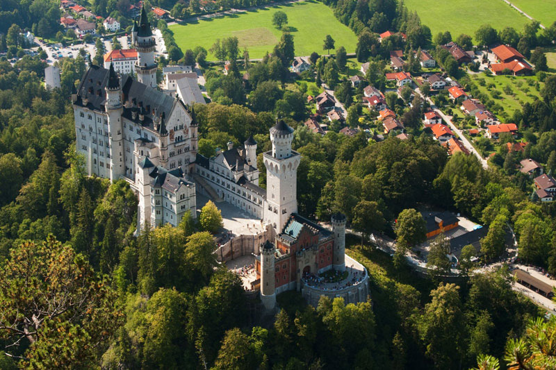 Neuschwanstein Castle - Best Destinations in Germany - Embassy.am