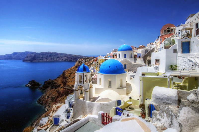 Santorini - Best Destinations in Greece - Embassy.am