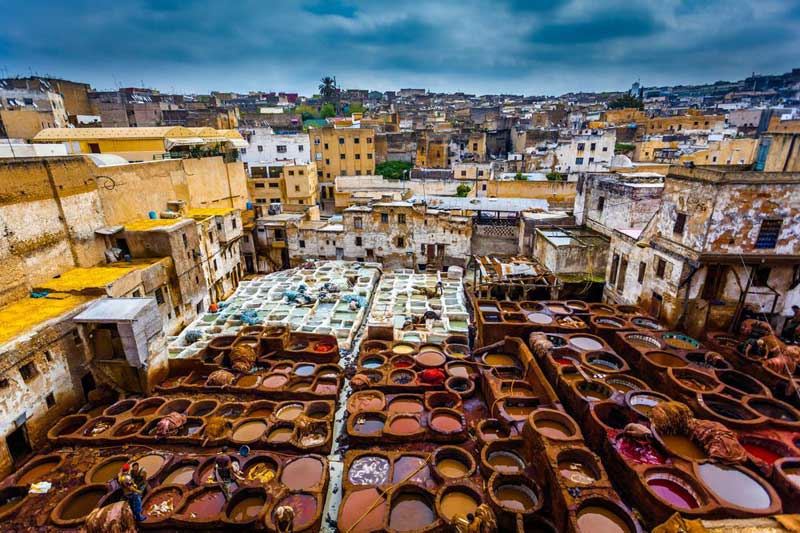 Fes - Exploring Morocco with Gohar Hayrapetyan - Embassy.am