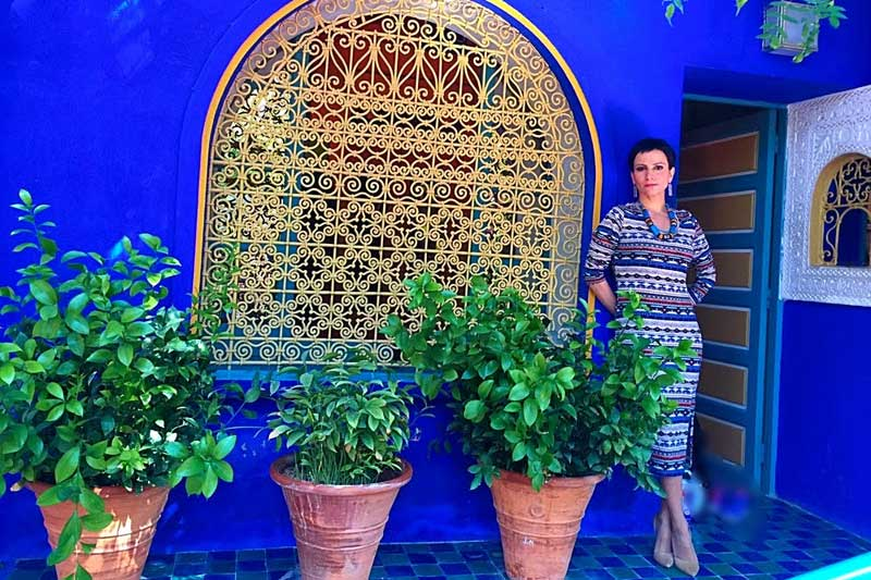 Marrakesh - Exploring Morocco with Gohar Hayrapetyan - Embassy.am