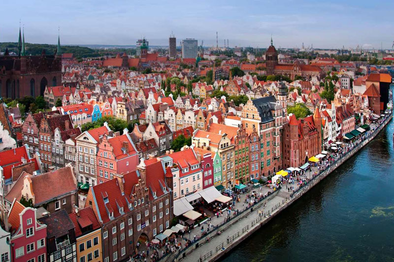 Gdansk - Best Destinations in Poland - Embassy.am