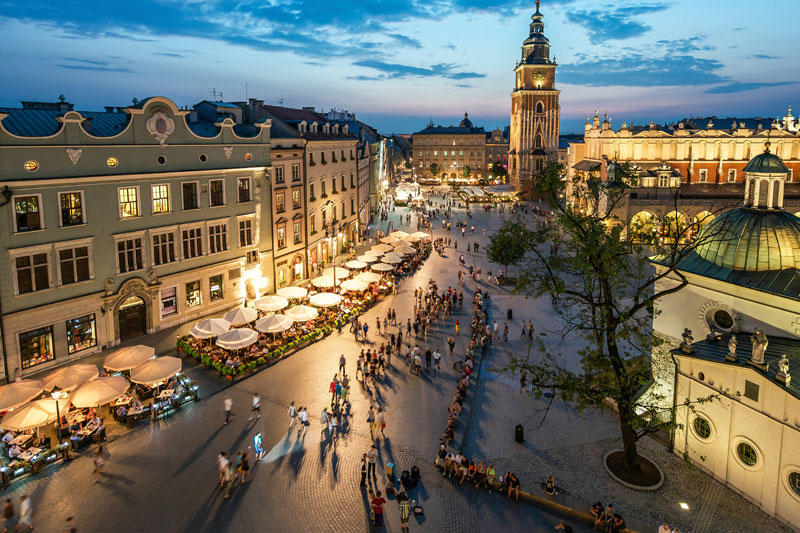Krakow - Best Destinations in Poland - Embassy.am