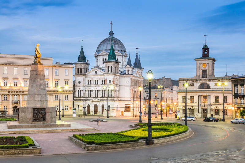 Lodz - Best Destinations in Poland - Embassy.am