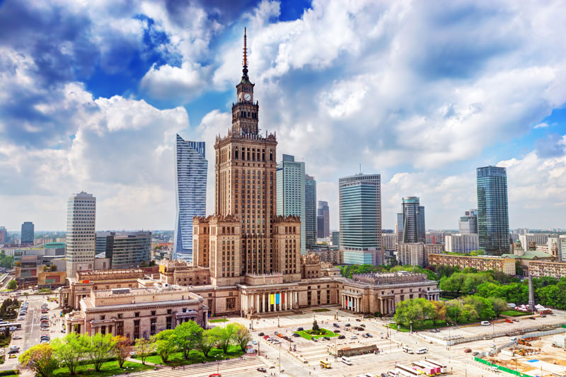 Warsaw - Best Destinations in Poland - Embassy.am