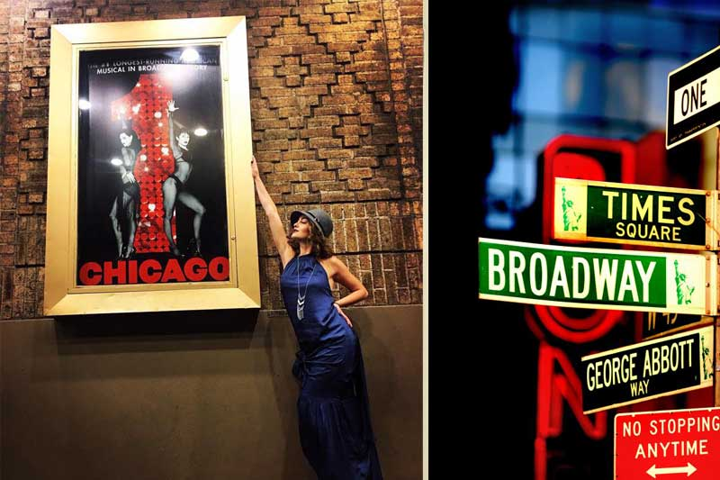Broadway - Exploring New York with Diana Malenko - Embassy.am