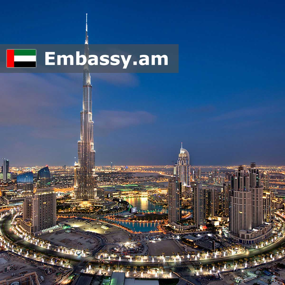 Dubai - Hotels in the United Arab Emirates - Embassy.am