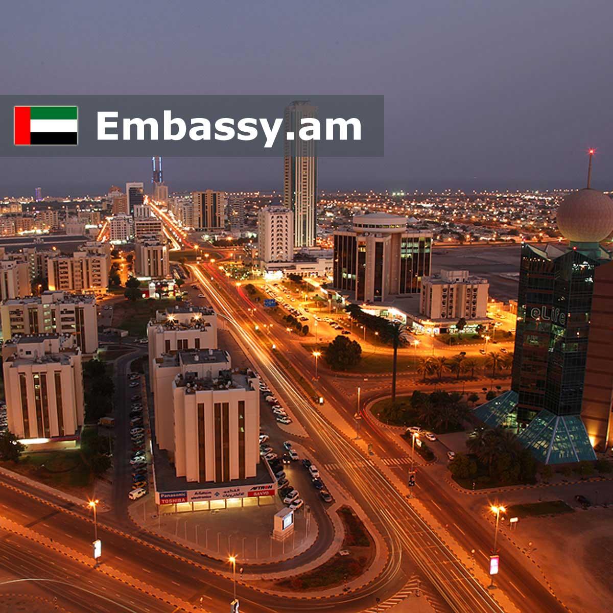 Fujairah - Hotels in the United Arab Emirates - Embassy.am
