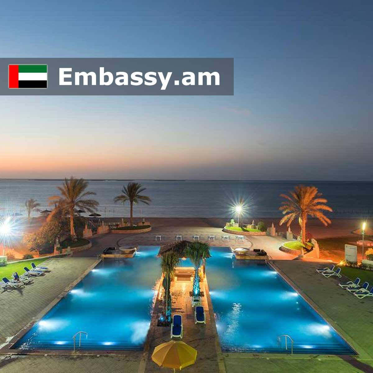 Umm Al Quwain - Hotels in the United Arab Emirates - Embassy.am