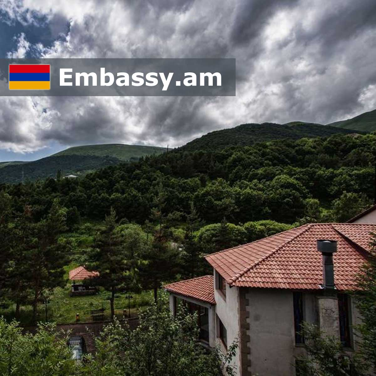 Aghveran - Hotels in Armenia - Embassy.am