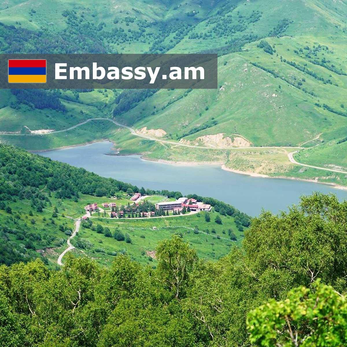 Анкаван - Отели в Армении - Embassy.am