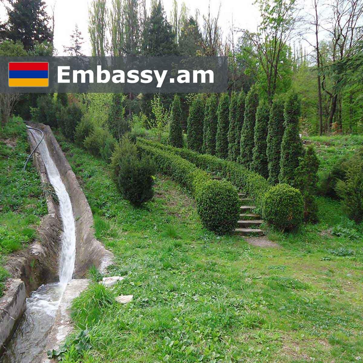 Иджеван - Отели в Армении - Embassy.am