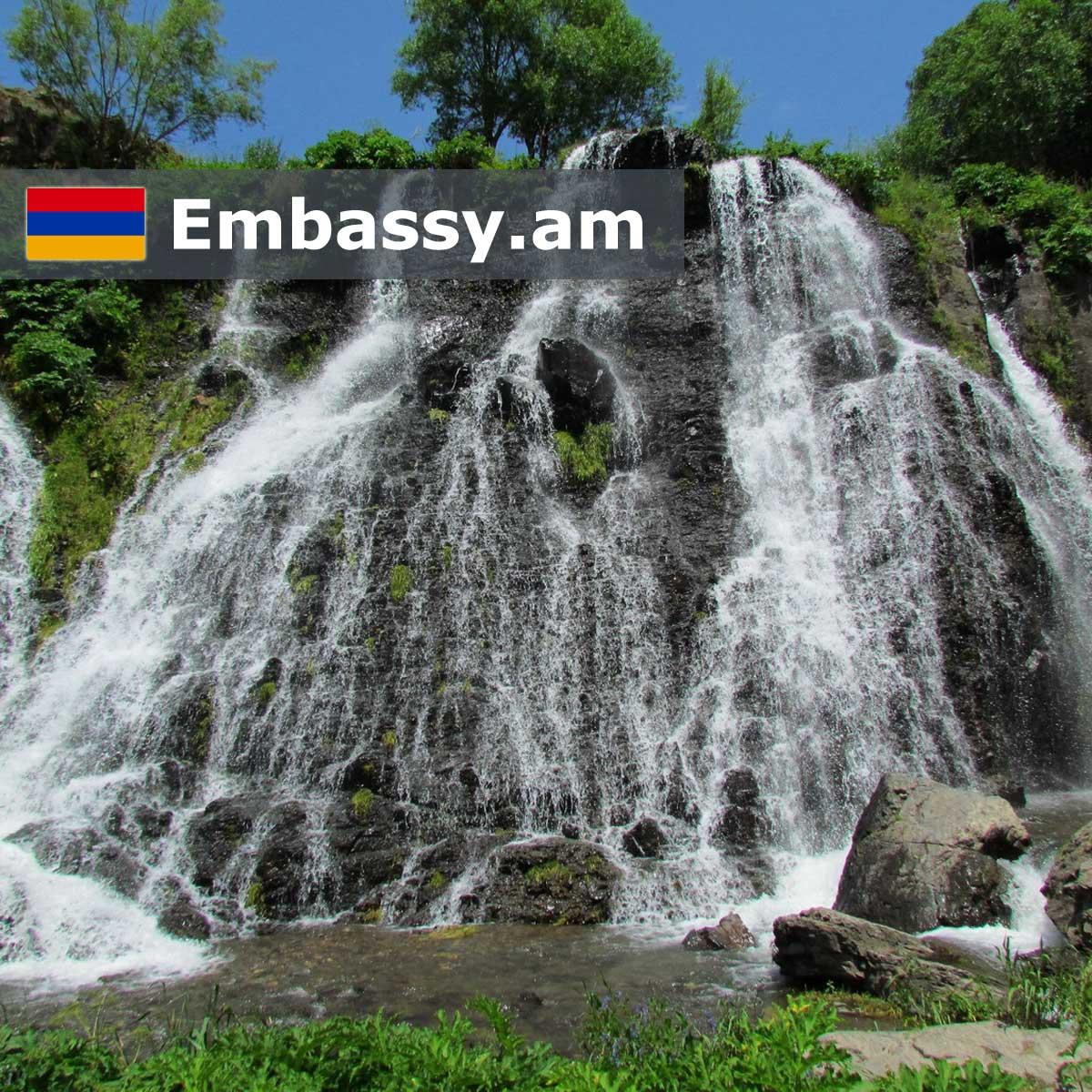 Джермук - Отели в Армении - Embassy.am