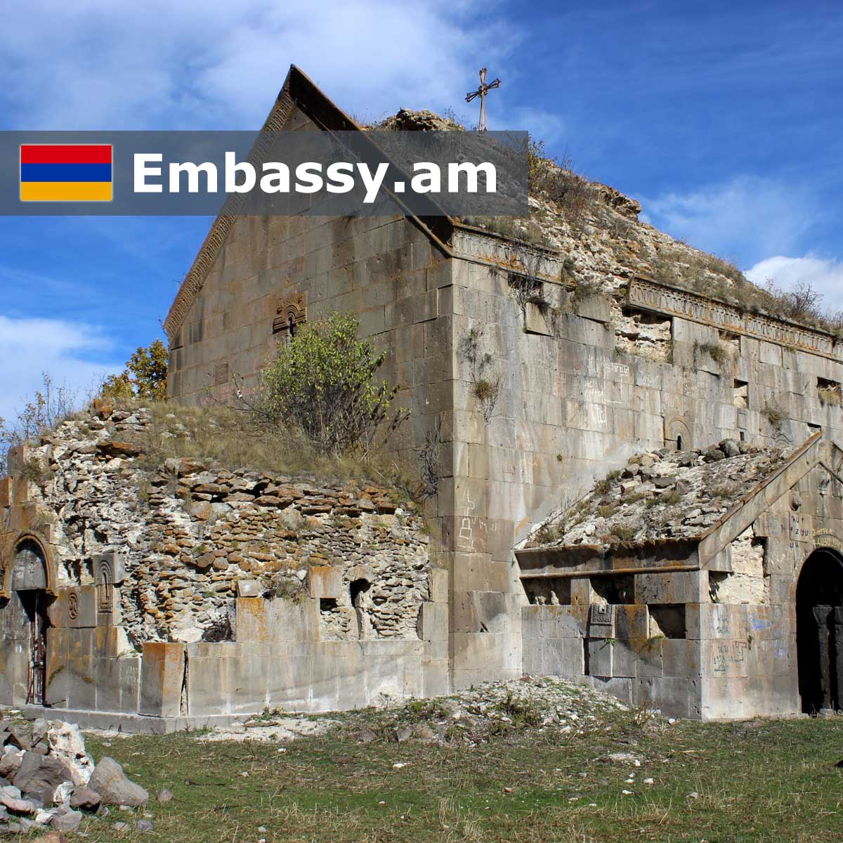 Meghradzor - Hotels in Armenia - Embassy.am