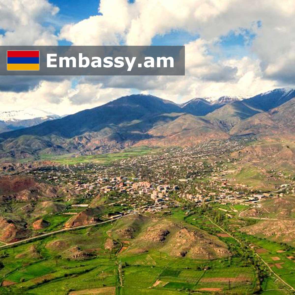 Егенадзор - Отели в Армении - Embassy.am