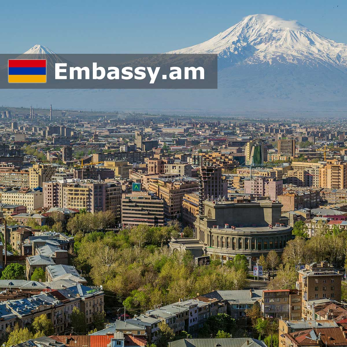 Yerevan - Hotels in Armenia - Embassy.am