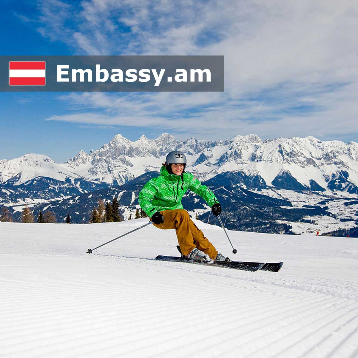 Schladming - Hotels in Austria - Embassy.am