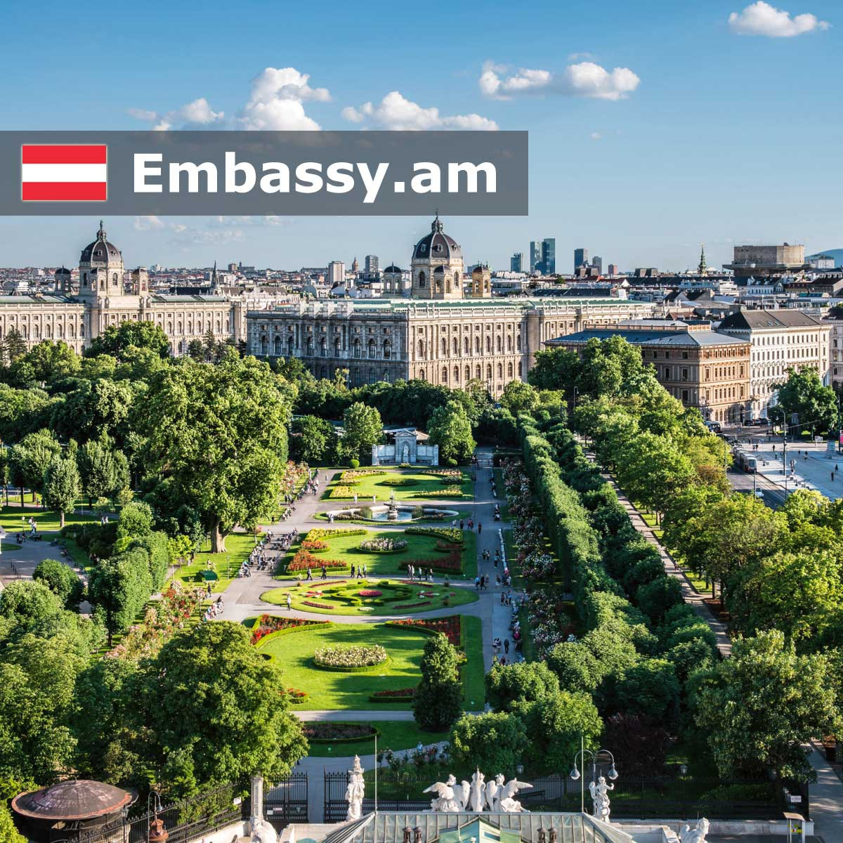 Vienna - Hotels in Austria - Embassy.am