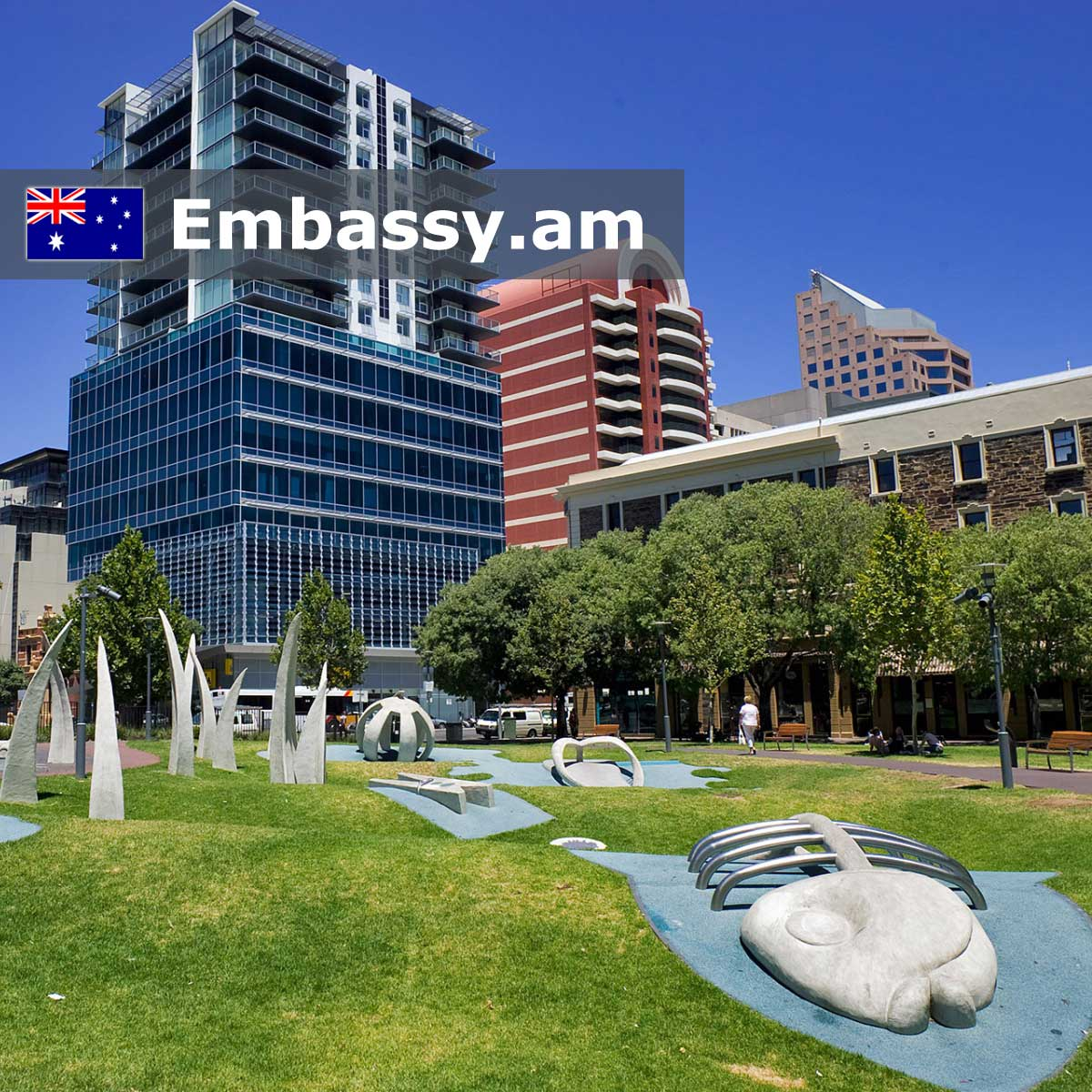 Adelaide - Hotels in Australia - Embassy.am