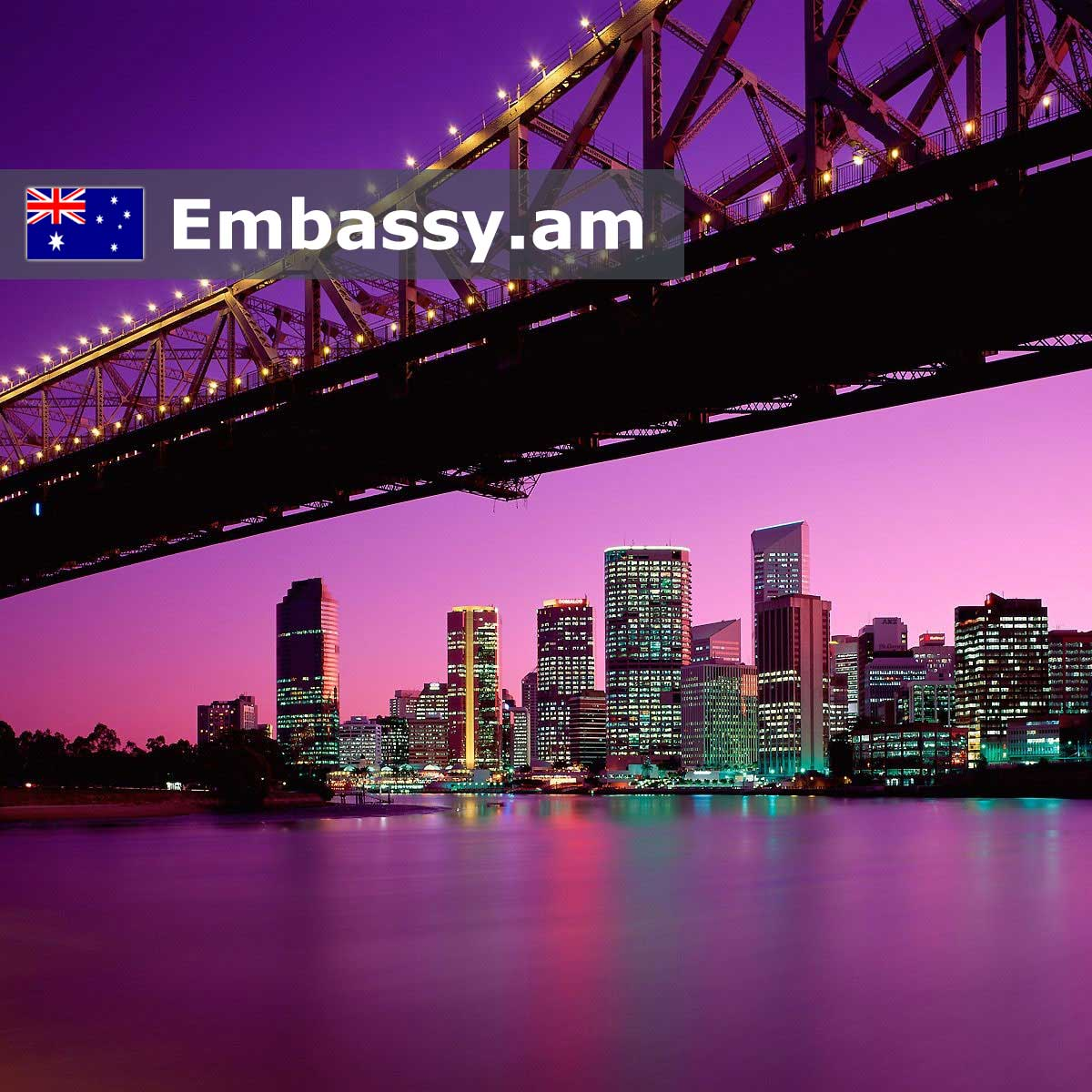 Brisbane - Hotels in Australia - Embassy.am