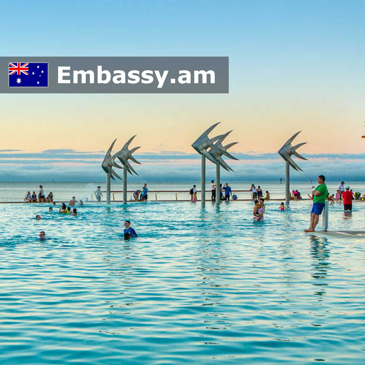 Cairns - Hotels in Australia - Embassy.am