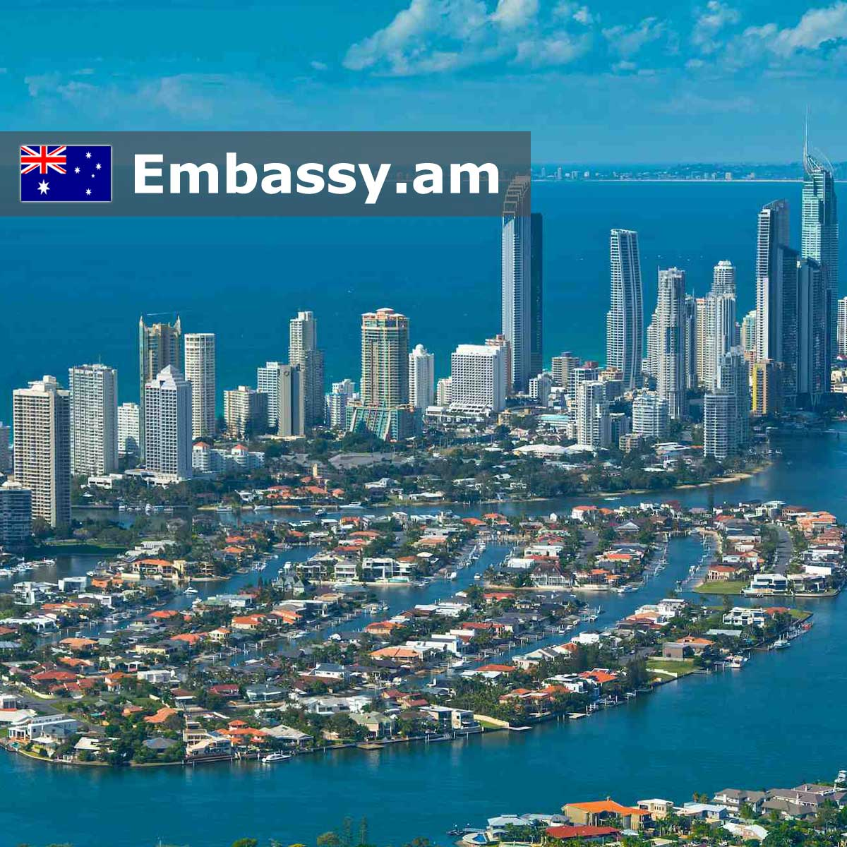 Gold Coast - Hotels in Australia - Embassy.am