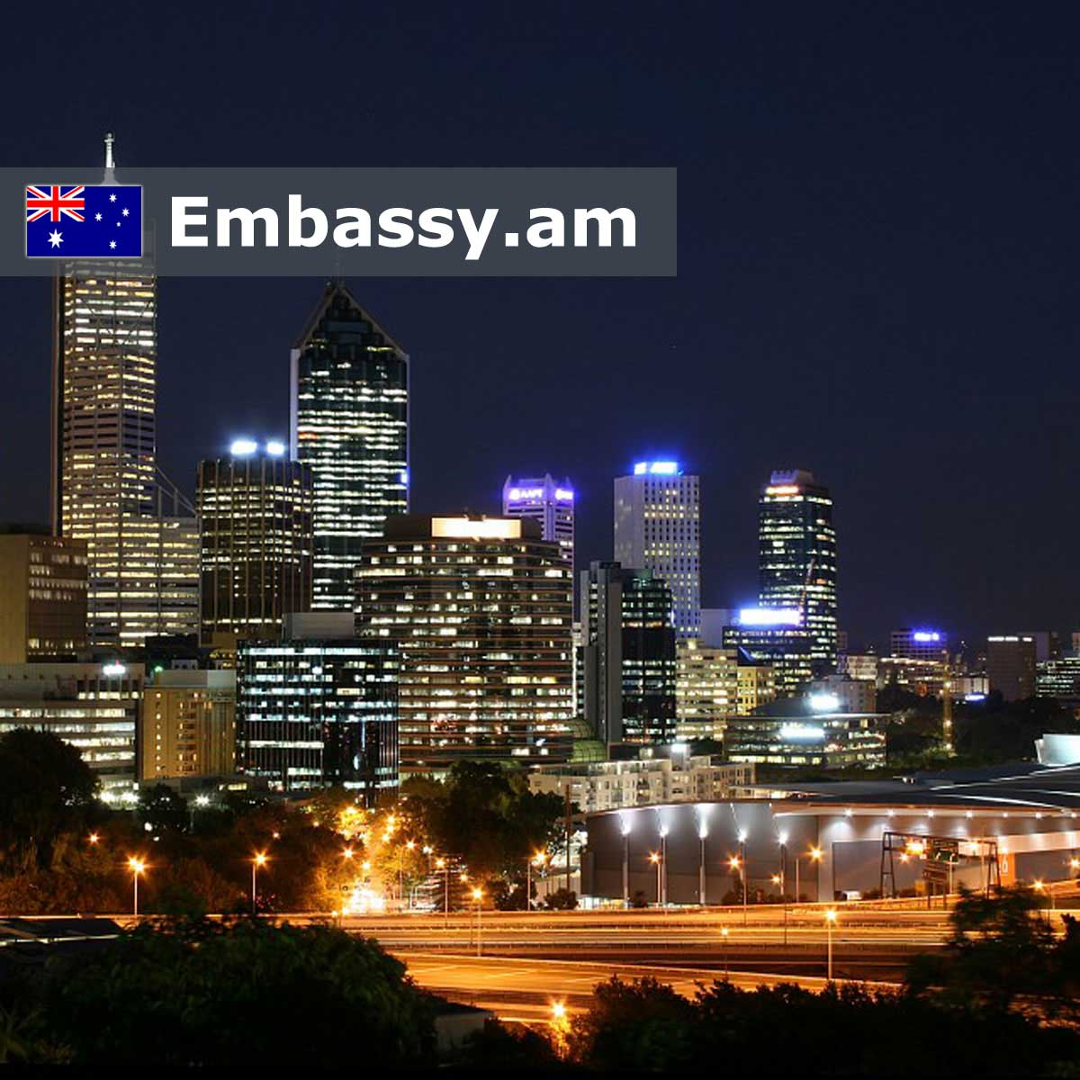 Perth - Hotels in Australia - Embassy.am