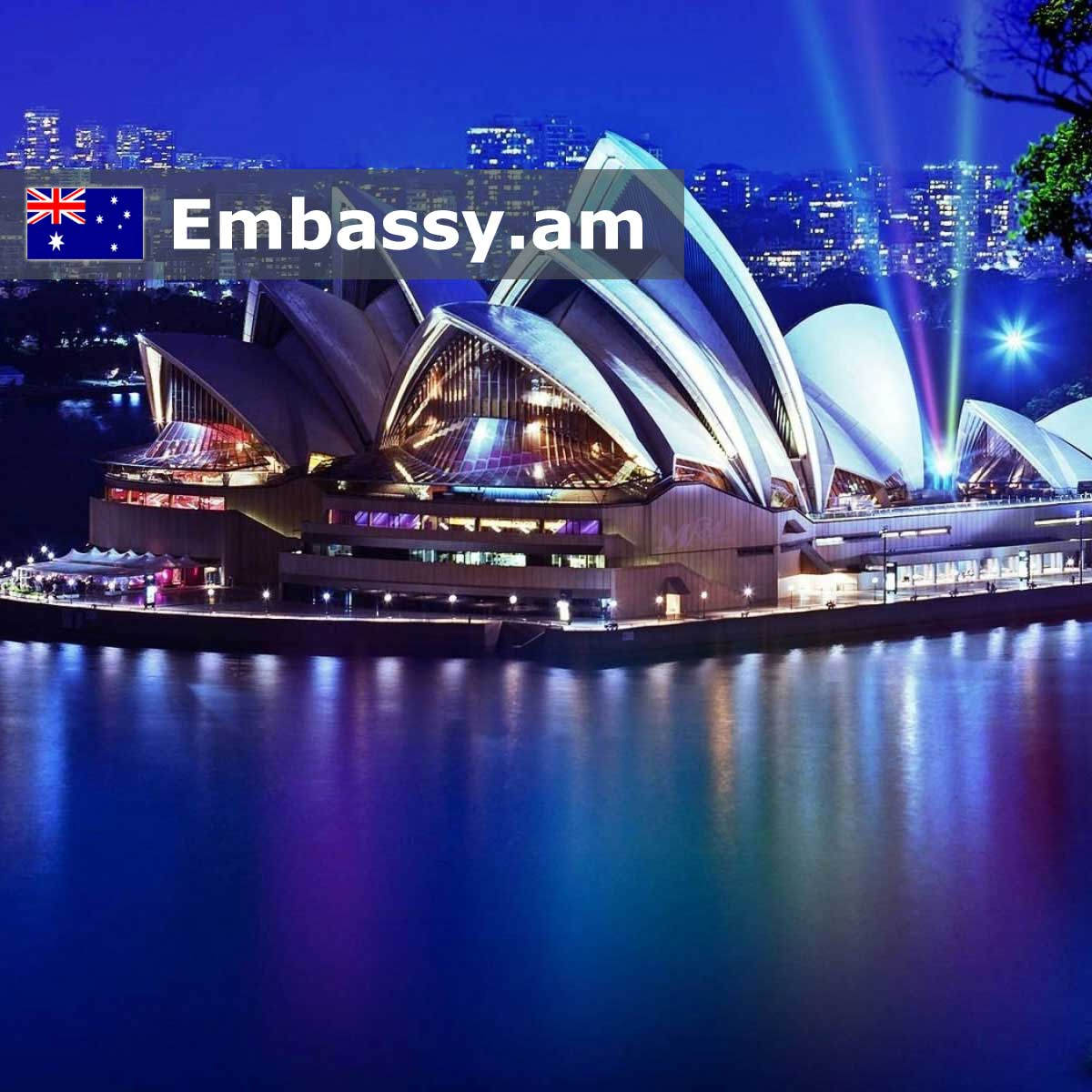 Sydney - Hotels in Australia - Embassy.am