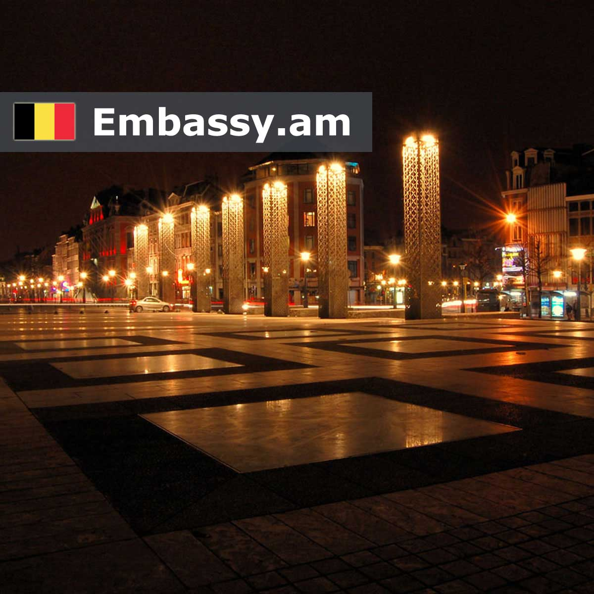 Liege - Hotels in Belgium - Embassy.am