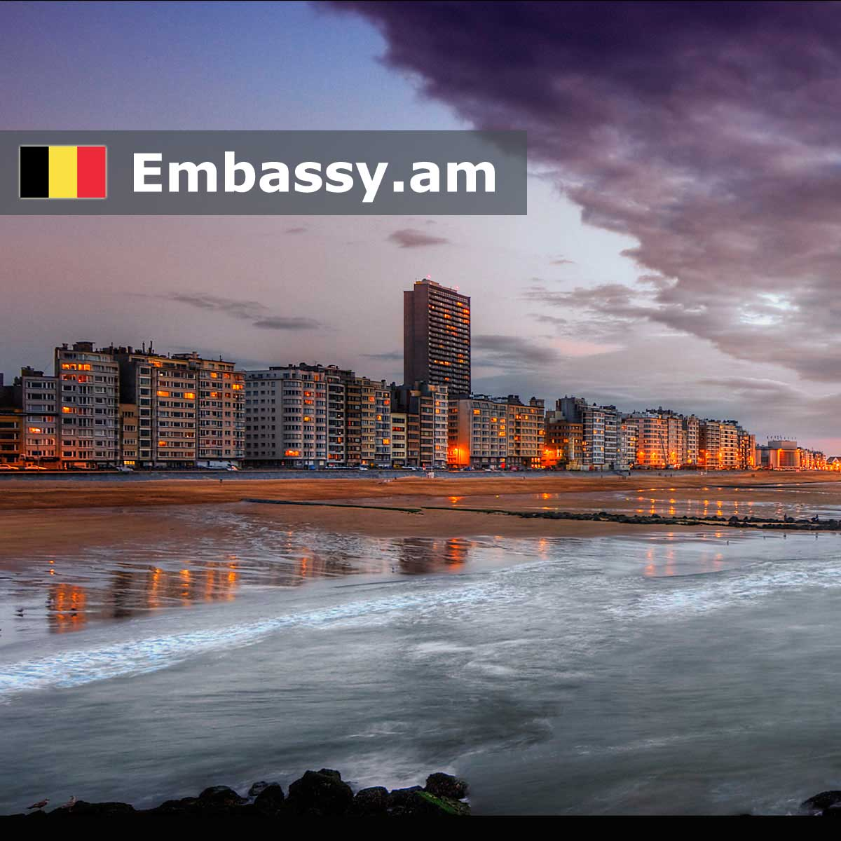 Ostend - Hotels in Belgium - Embassy.am