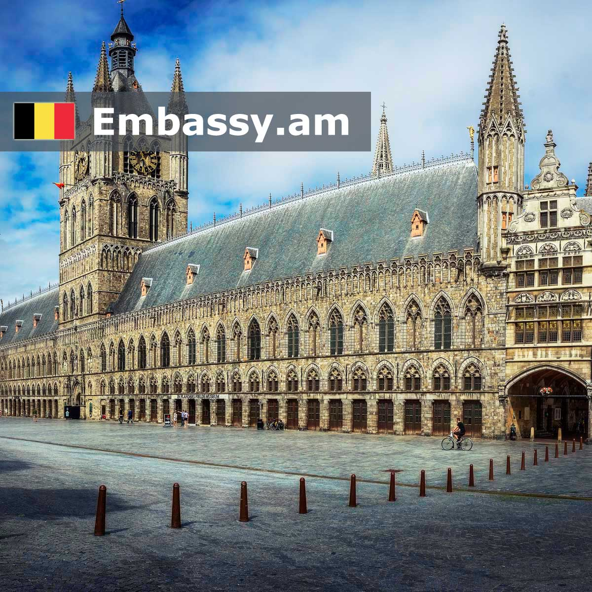 Ypres - Hotels in Belgium - Embassy.am