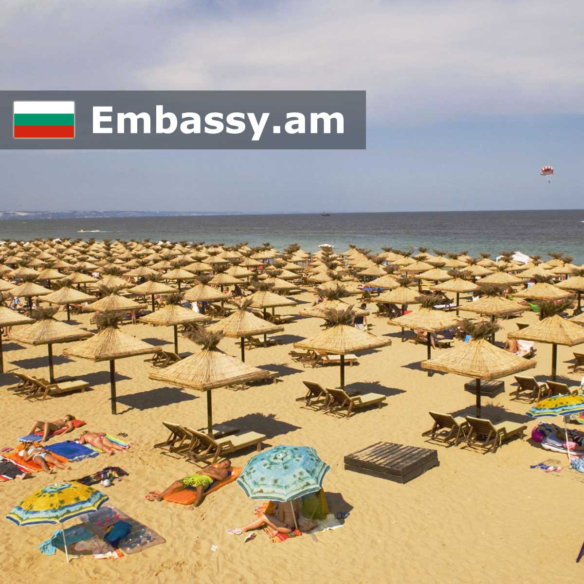 Golden Sands - Hotels in Bulgaria - Embassy.am