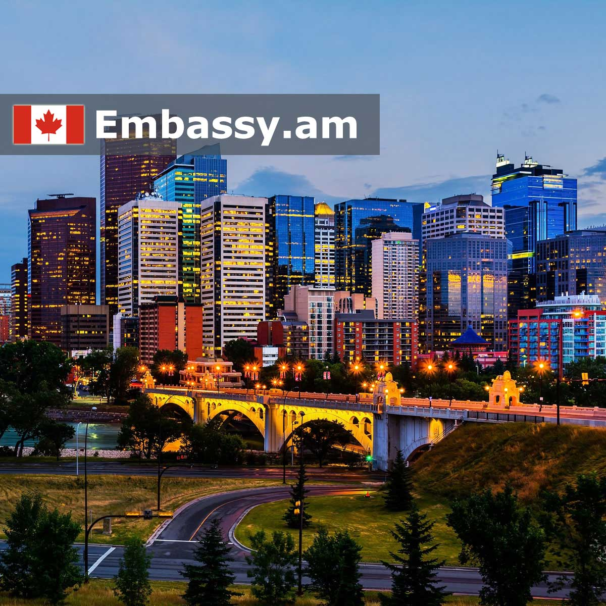 Calgary - Hotels in Canada - Embassy.am