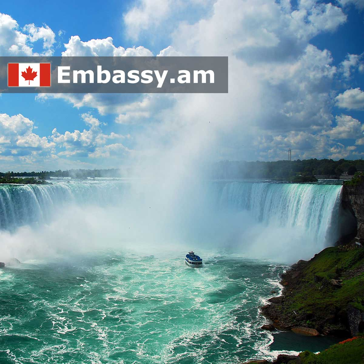 Niagara Falls - Hotels in Canada - Embassy.am