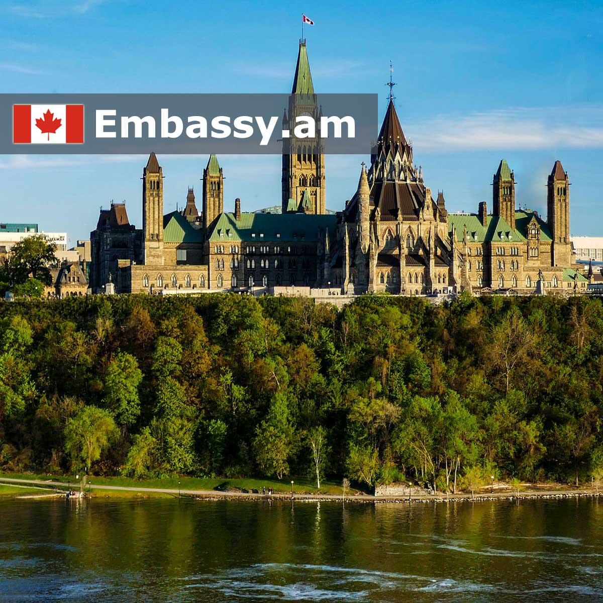 Ottawa - Hotels in Canada - Embassy.am