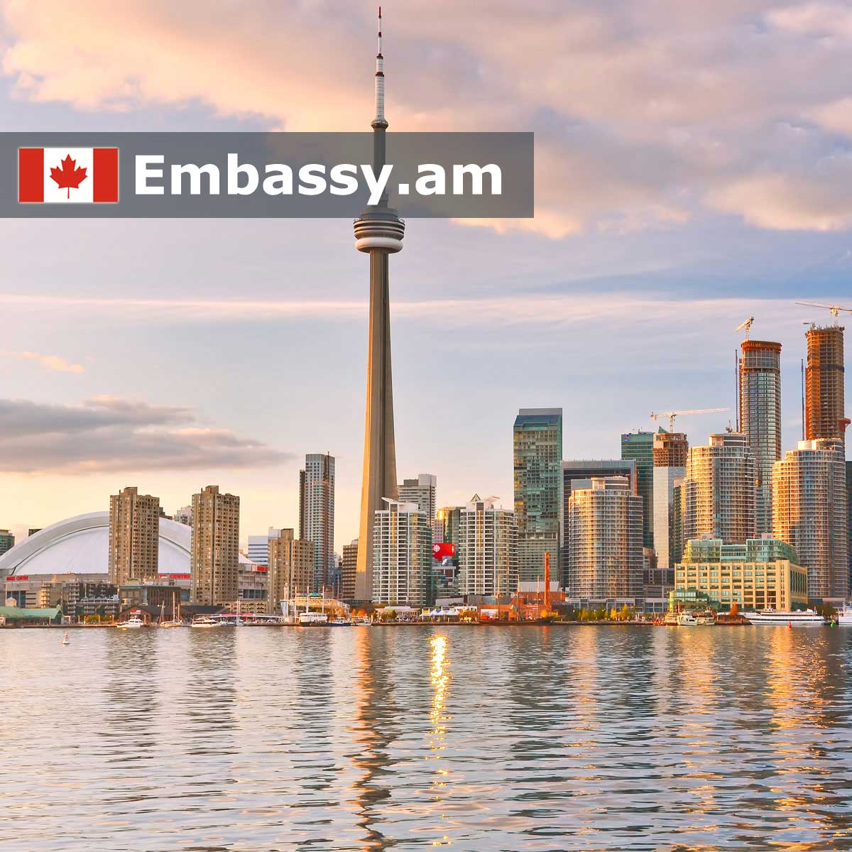 Toronto - Hotels in Canada - Embassy.am