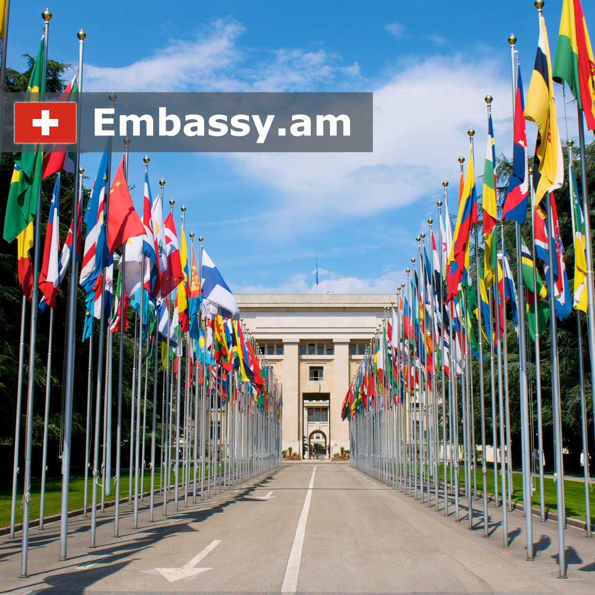 Geneva - Hotels in Switzerland - Embassy.am