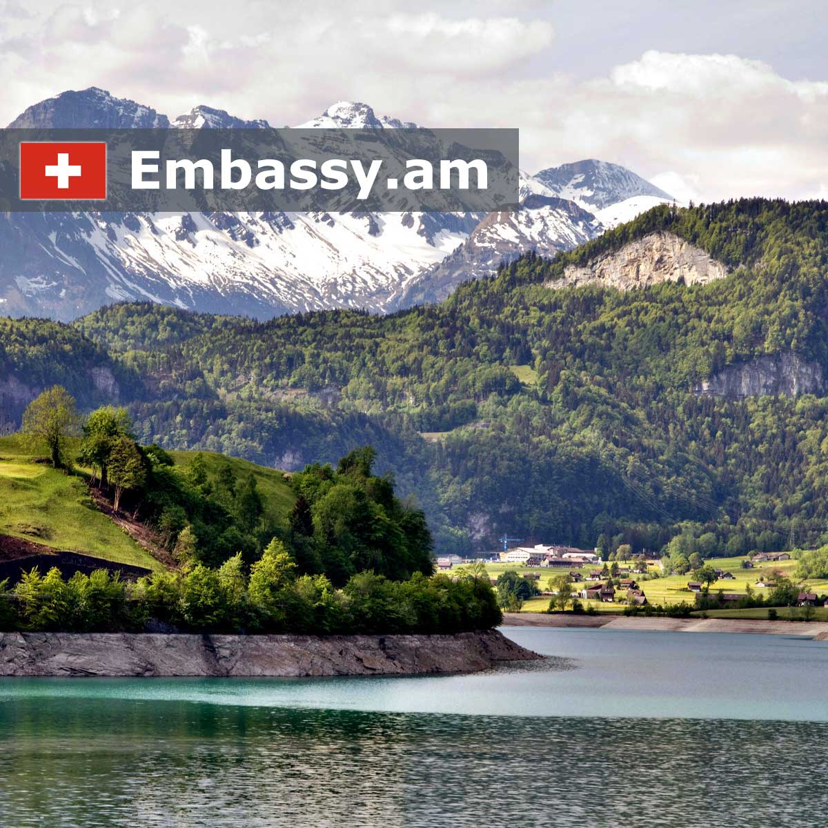 Интерлакен - Отели в Швейцарии - Embassy.am