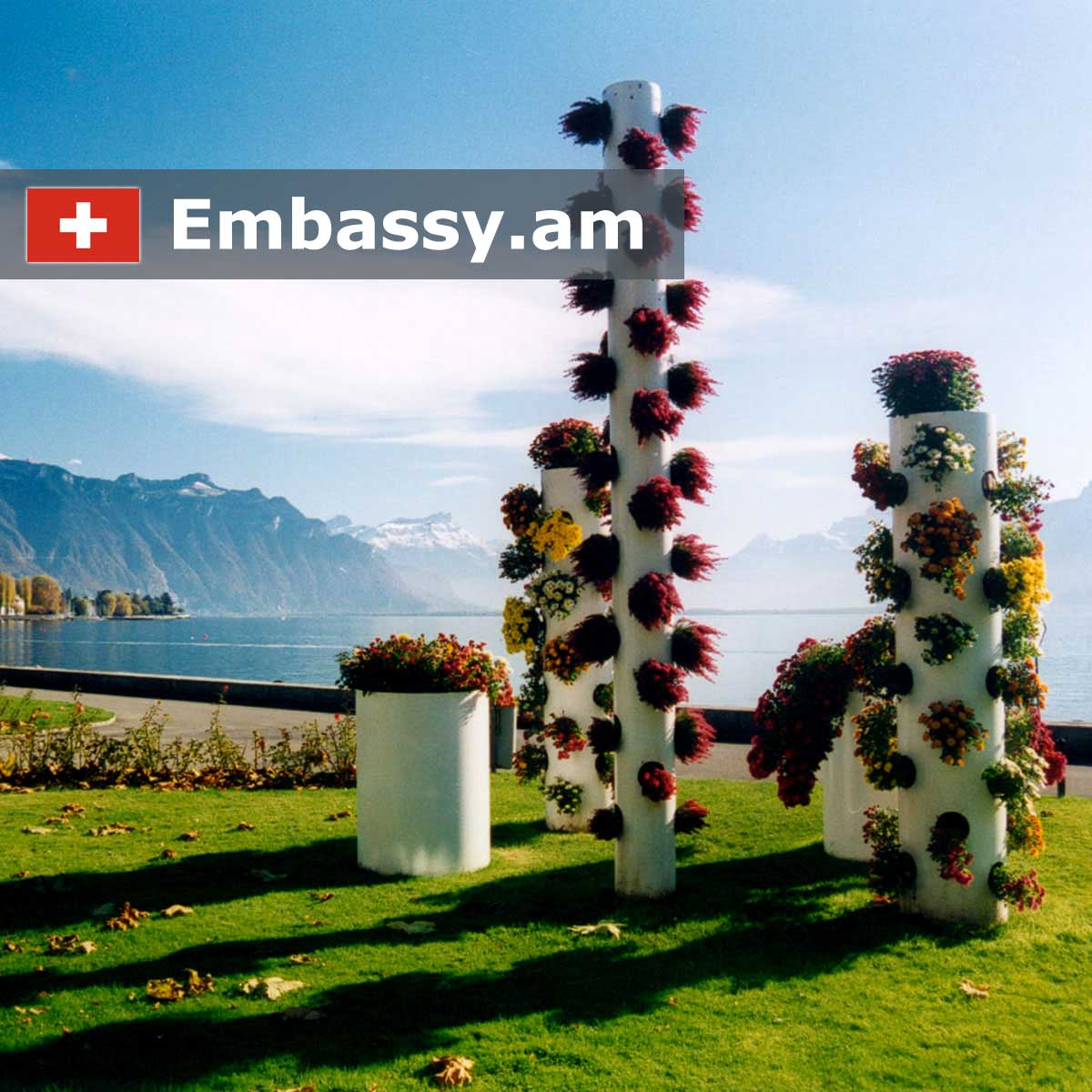 Lausanne - Hotels in Switzerland - Embassy.am