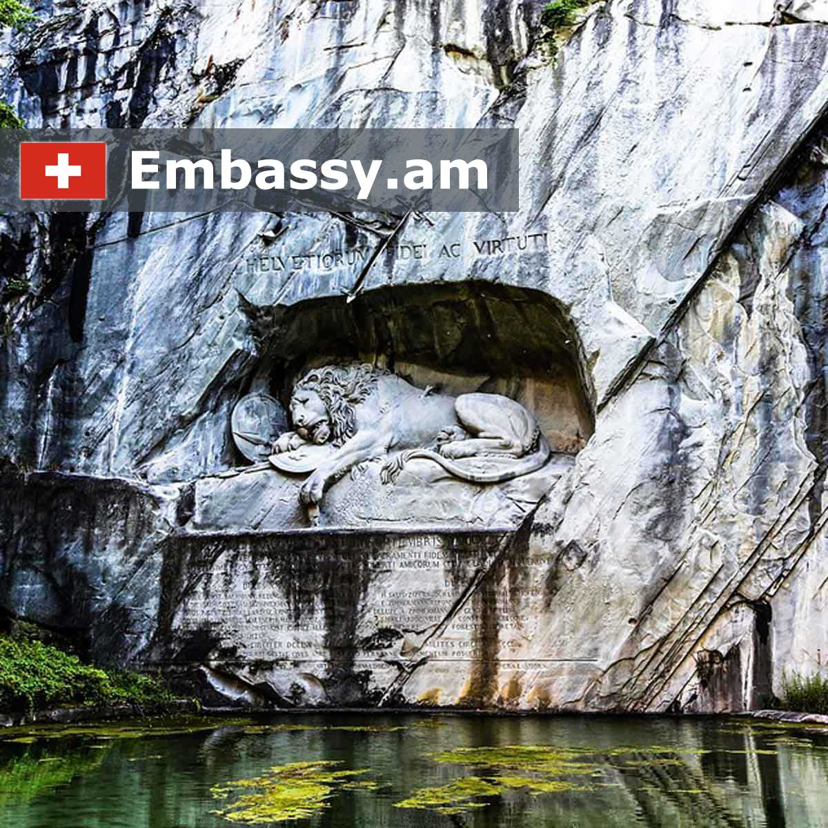 Lucerne - Hotels in Switzerland - Embassy.am