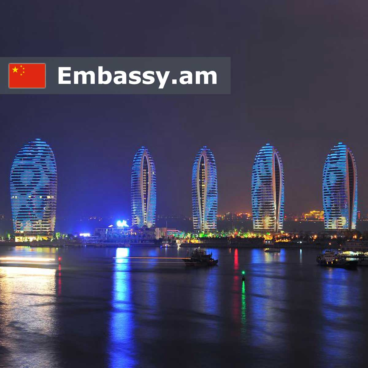 Sanya - Hotels in China - Embassy.am