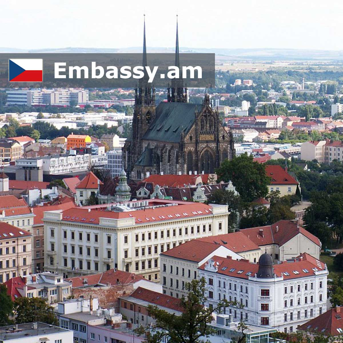 Brno - Hotels in the Czech Republic - Embassy.am
