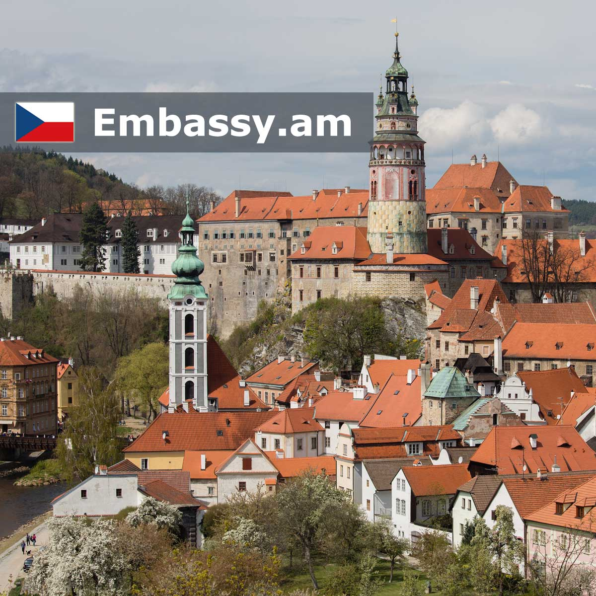 Cesky Krumlov - Hotels in the Czech Republic - Embassy.am