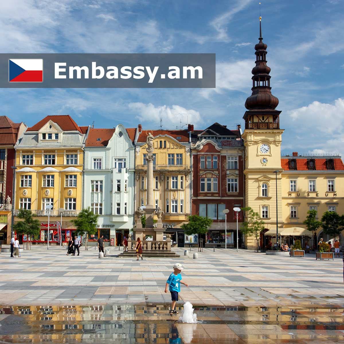 Ostrava - Hotels in the Czech Republic - Embassy.am