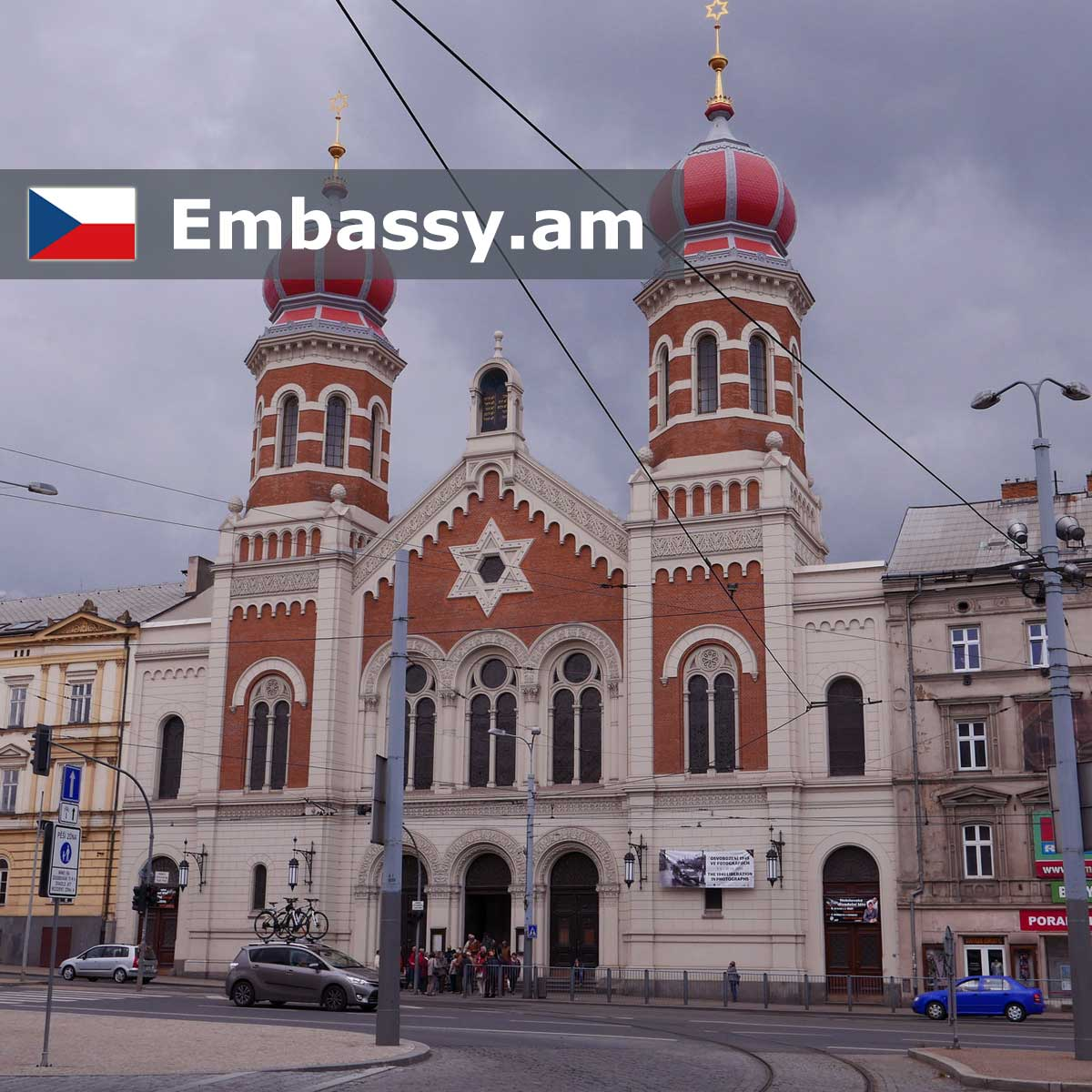 Pilsen - Hotels in the Czech Republic - Embassy.am