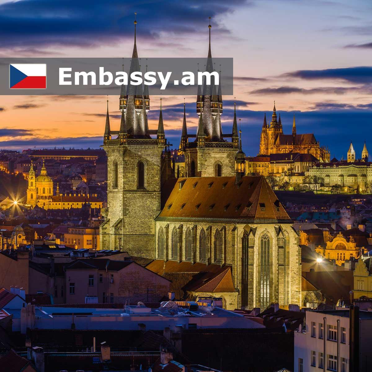 Hotels in Czechia - Embassy.am