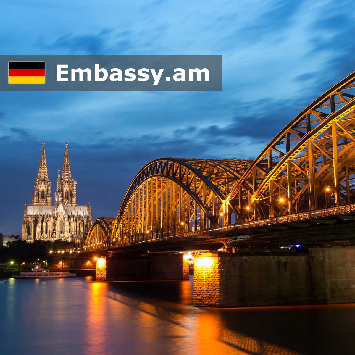 Cologne - Hotels in Germany - Embassy.am
